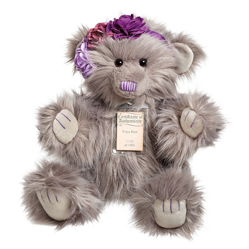 Freya - Silver Tag Bear No 11 / 1000